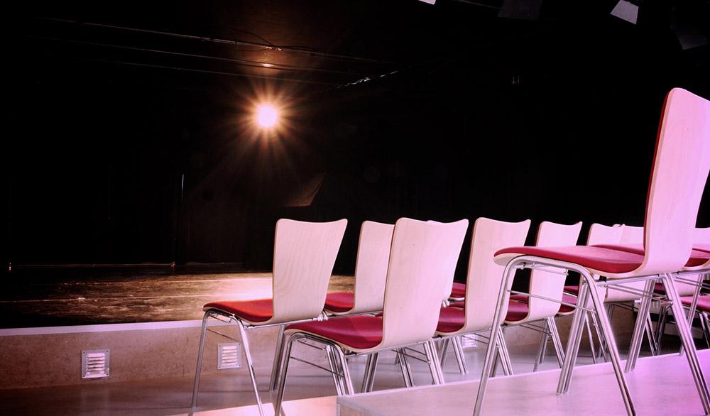 Kultukabinett KKT Theatersaal