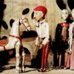 Theaterstück Jorinde und Joringel im Theater am Faden