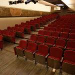 Theaterschiff Theatersaal