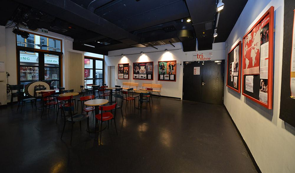 Fitz! Zentrum für Figurentheater und Theater tri-bühne Stuttgart