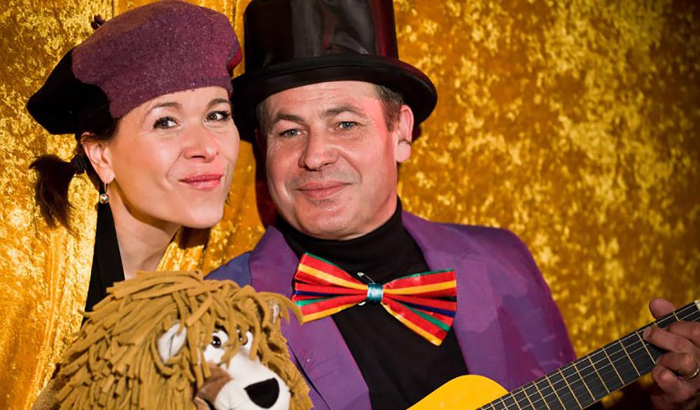 Theaterstück Der Löwe lacht Stuttgart