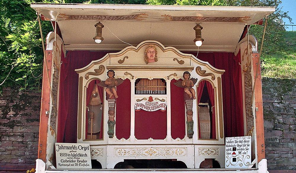 Eliszis Jahrmarktstheater Stuttgart Killesberg