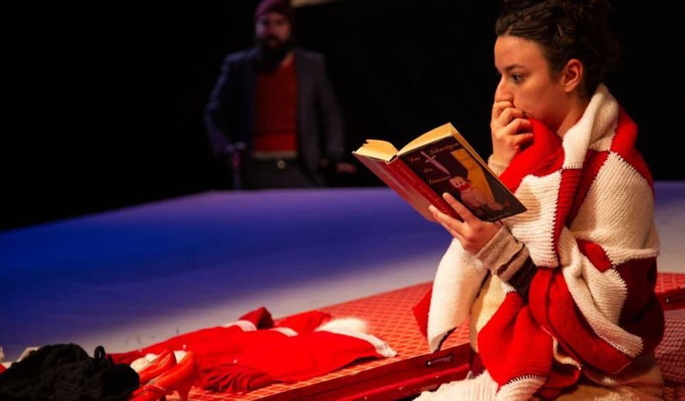 Theaterstück Ein Schaf fürs Leben im JES Stuttgart