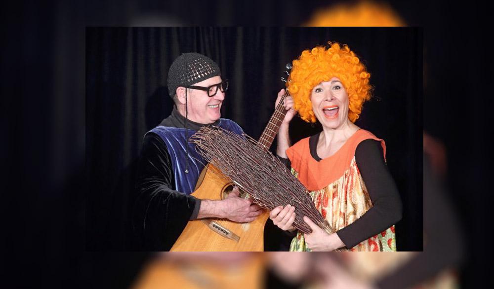Theaterstück Zauberer und Hexen im KKT Theater Stuttgart