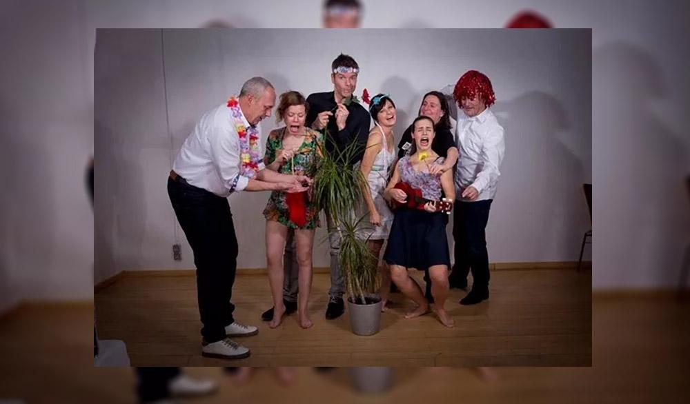 Maifest Frühjahrsendspurt Impro Theater