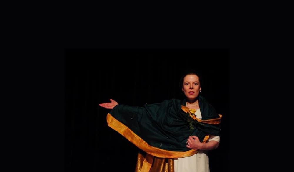 Theaterstück 24 Stunden im Leben einer empfindsamen Frau im La Lune Theater Stuttgart