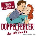 Theaterstück Doppelfehler oder Sex mit dem Ex im Theaterschiff Stuttgart
