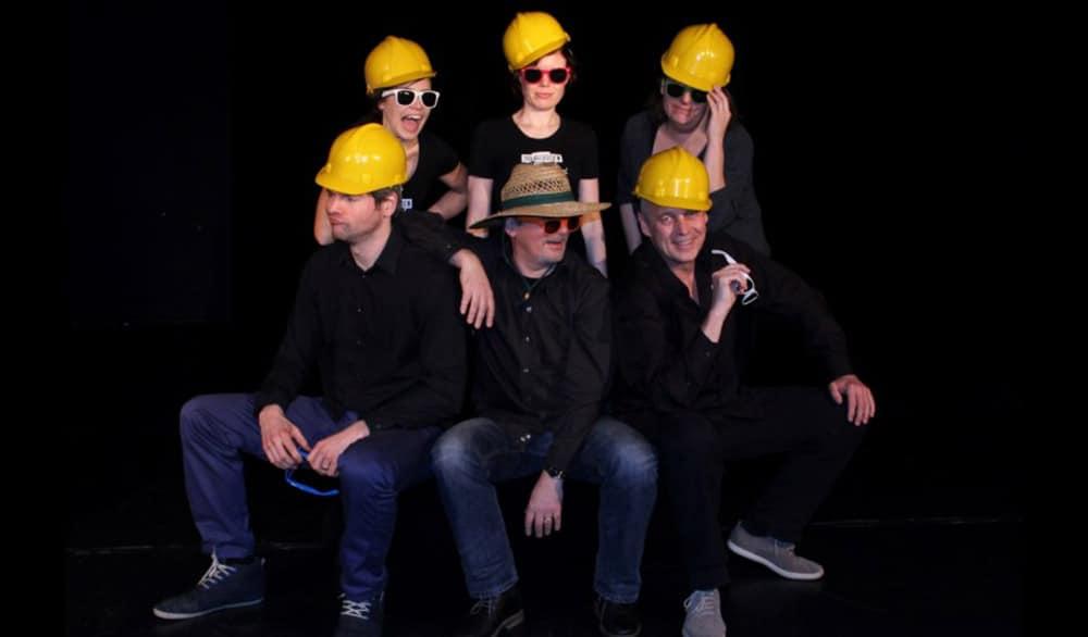 Theaterstück Die eins fünfzig Impro-Show im Kulturkabinett Theater Stuttgart