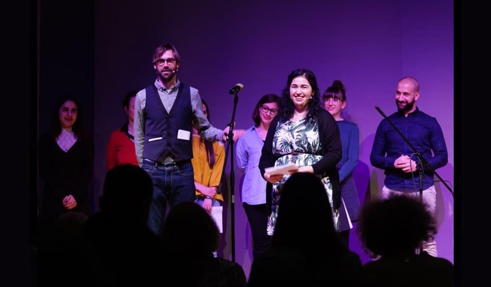 Theaterstück Restart 2020 – Eine Vergangenheits-Zukunfts-Lesung im Kulturkabinett Theater Stuttgart