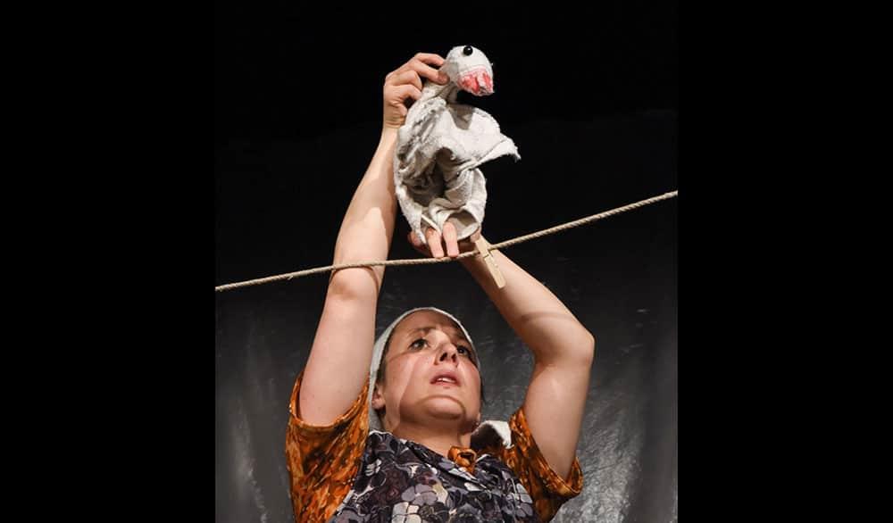 Theaterstück Das hässliche Entlein im Theater in der Badewanne Stuttgart