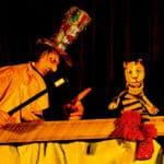 Theaterstück Der gestiefelte Kater im Thaeter in der Badewanne Stuttgart