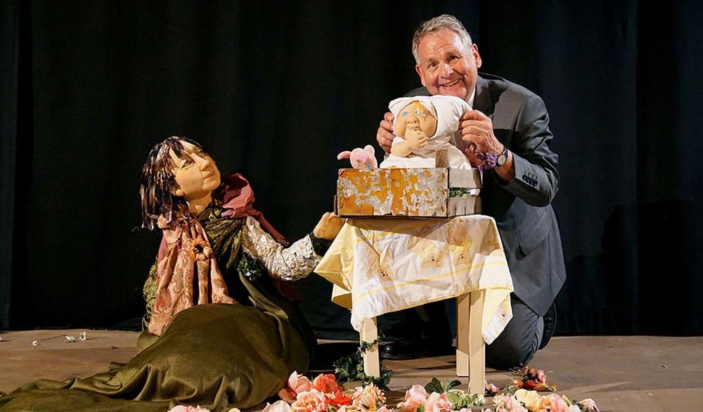 Theaterstück Rapunzel im Theater in der Badewann Stuttgart